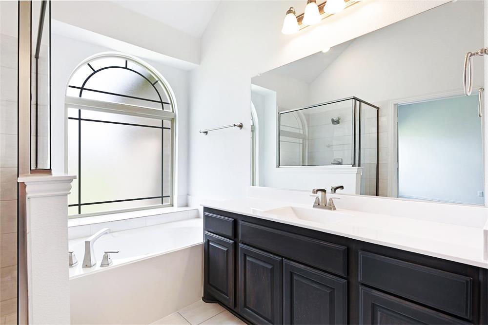Bathroom featured in the R - Dallas R (w/Media) By First Texas Homes in Dallas, TX