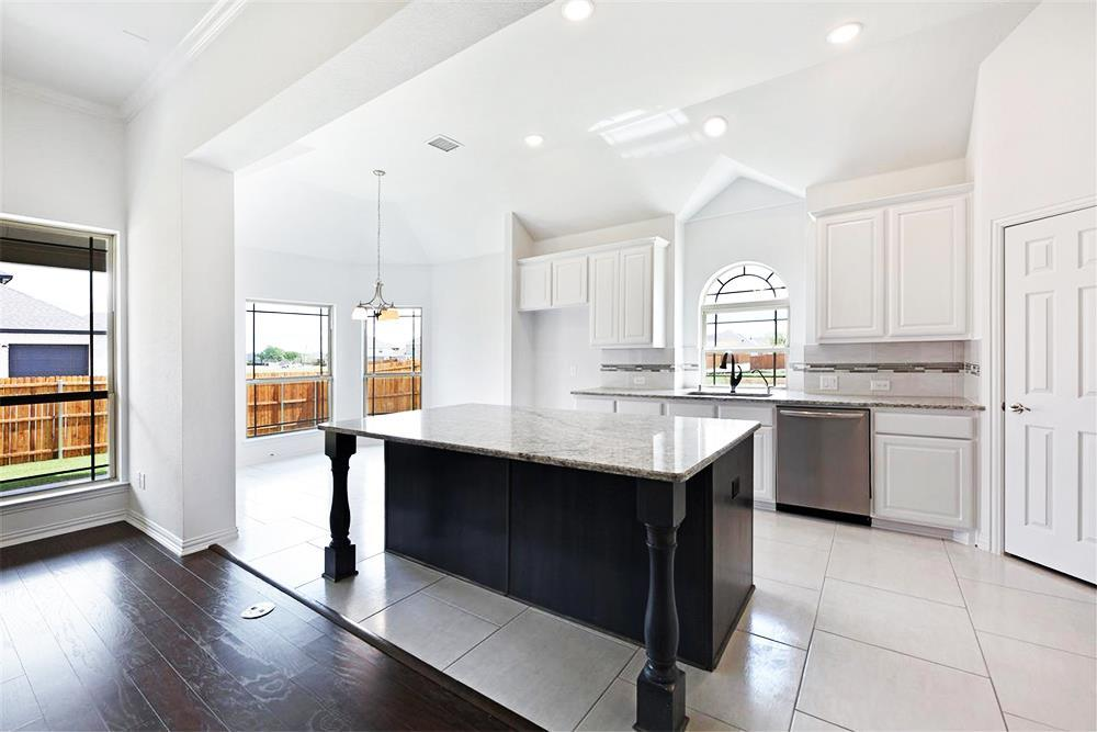 Kitchen featured in the R - Dallas R (w/Media) By First Texas Homes in Dallas, TX