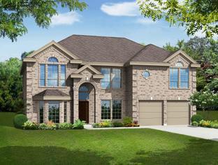 Maverick F (w/Media) - Marine Creek Ranch: Fort Worth, Texas - First Texas Homes