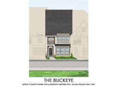 Buckeye - TH - Mercer Crossing – Kensington Townhomes: Farmers Branch, Texas - First Texas Homes