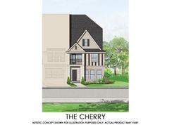 Cherry - TH - Mercer Crossing – Kensington Townhomes: Farmers Branch, Texas - First Texas Homes
