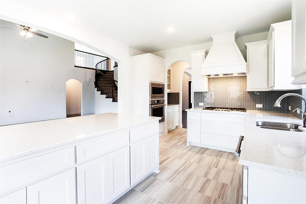 Kitchen featured in the Hillcrest F (w/Media) By First Texas Homes in Dallas, TX