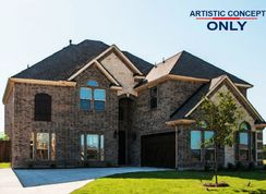 Brentwood FSW (w/Media) - Estates of Cole Manor: Red Oak, Texas - First Texas Homes