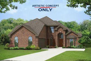 Birchwood FSW (w/Media) - Inspiration: Wylie, Texas - First Texas Homes