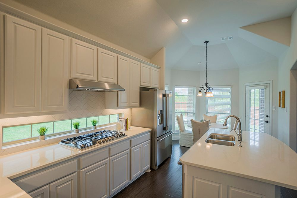 'Marine Creek Ranch' by First Texas Homes-DFW in Fort Worth