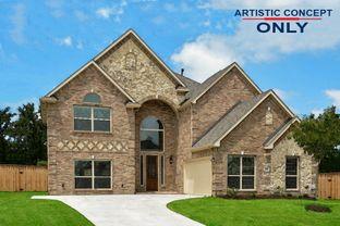 Hillwood FSW (w/Media) - Woodbridge Estates: Wylie, Texas - Gallery Custom Homes