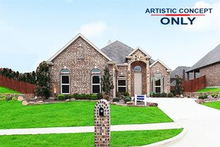 Waterford II FSW - Somerset: Mansfield, Texas - First Texas Homes