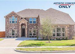 Riverstone I FSW (w/Media) - Garden Valley Meadows: Waxahachie, Texas - First Texas Homes