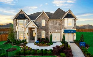 Bluewood by First Texas Homes in Dallas Texas