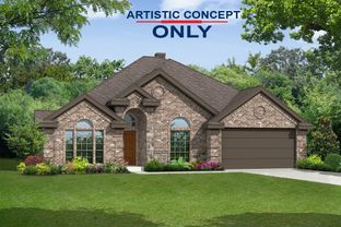Seville 2428 F - Dove Chase: Mansfield, Texas - First Texas Homes