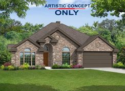 Seville 2428 F - Inspiration: Wylie, Texas - First Texas Homes