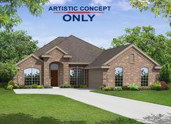 60' Westchester I FSW @ LF - La Frontera: Fort Worth, Texas - First Texas Homes