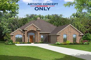 75' Westchester II FSW (w/Game) @ LF - La Frontera: Fort Worth, Texas - First Texas Homes