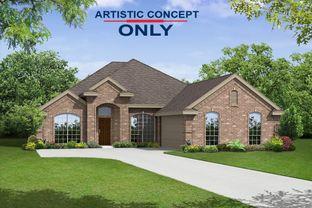 Westchester 2410 FSW (w/Game) - Bear Creek: Cedar Hill, Texas - First Texas Homes