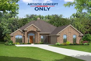 Westchester II FSW- Premium Series - Tanners Mill: Prosper, Texas - First Texas Homes