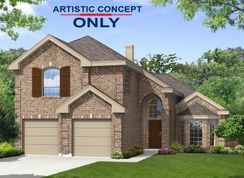 Brighton 40 F - Woodcreek: Rockwall, Texas - First Texas Homes