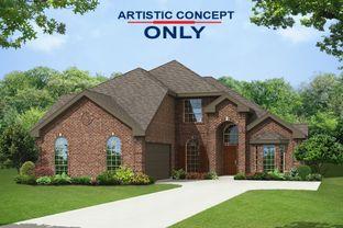 Brighton FSW - Sutton Fields: Celina, Texas - First Texas Homes