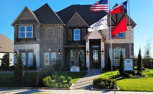 LeTara by First Texas Homes in Fort Worth Texas