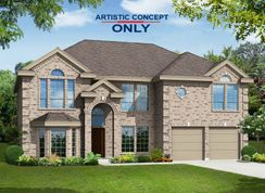 Hillcrest F (w/Media) - Somerset: Mansfield, Texas - First Texas Homes