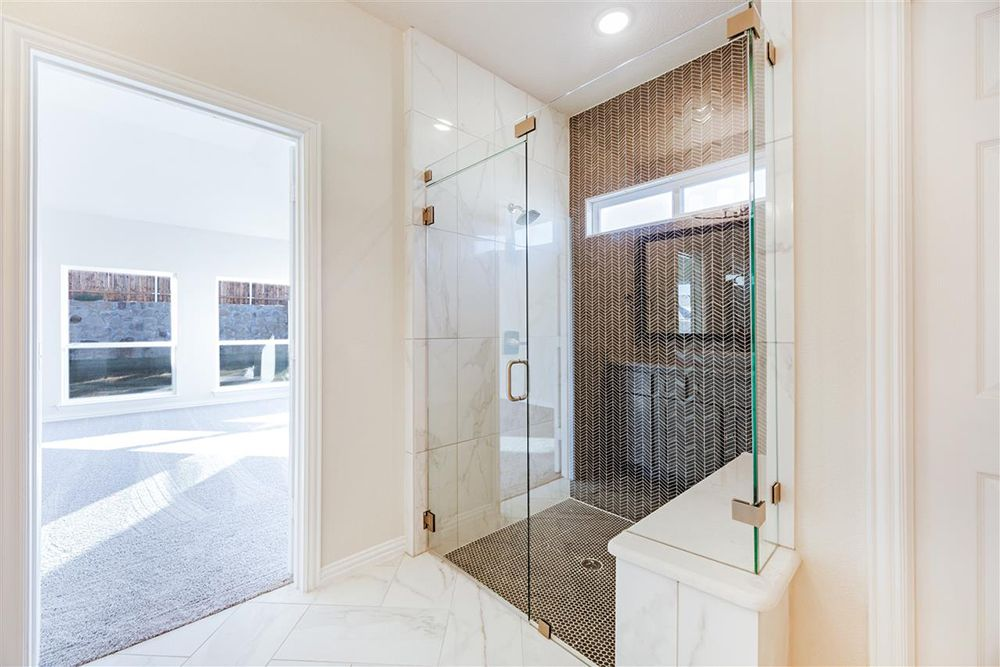 Bathroom featured in the Eagle F By First Texas Homes in Dallas, TX