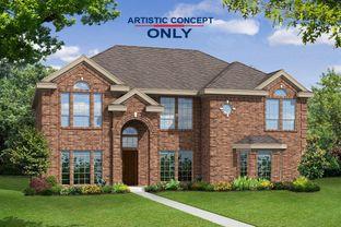 Hillcrest R (w/Media) - Summit Parks: Desoto, Texas - First Texas Homes