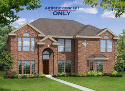 Hillcrest FS (w/Media) - Woods of Red Oak: Red Oak, Texas - First Texas Homes