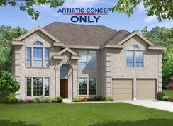 Stonehaven F - Marine Creek Ranch: Fort Worth, Texas - First Texas Homes