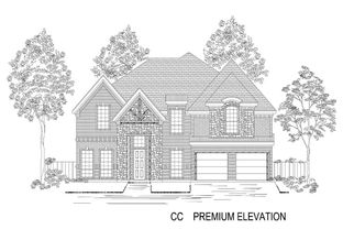 Stonehaven F (2 Masters) - Llano Springs: Fort Worth, Texas - First Texas Homes