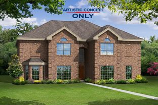 Brentwood R - Stillwater Canyon: Desoto, Texas - First Texas Homes