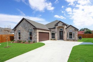 Waterford II FSW - The Villages At Charleston: Glenn Heights, Texas - First Texas Homes
