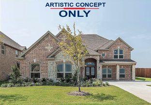 Crestfield FSW (w/Media) - Hawkins Meadows: Midlothian, Texas - First Texas Homes