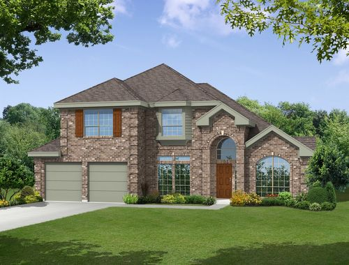 Bradford F-Design-at-The Villages of Fox Hollow-in-Forney