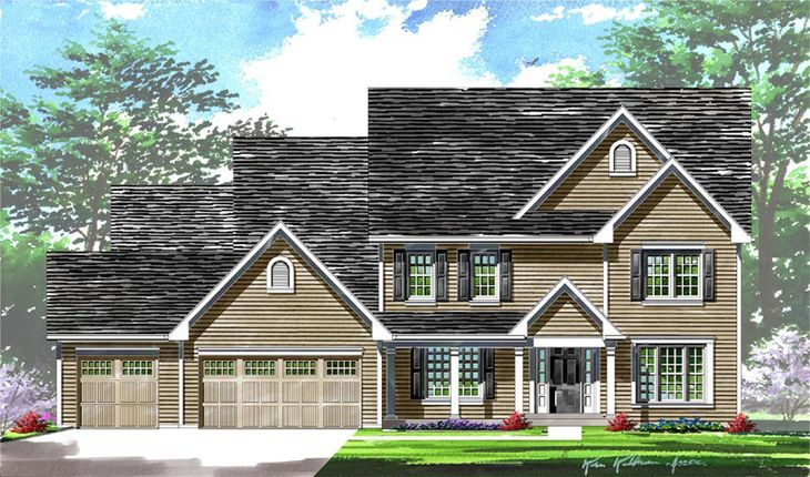 Exterior:Waterford | Classic |  Elevation I