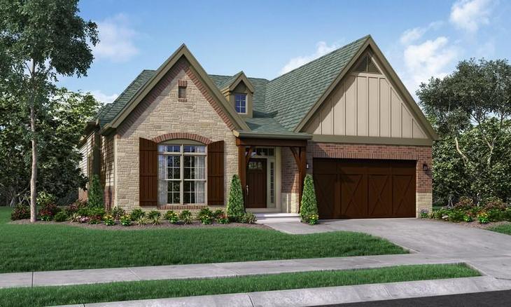 Exterior:Auburn | Luxury Villa | Elevation A