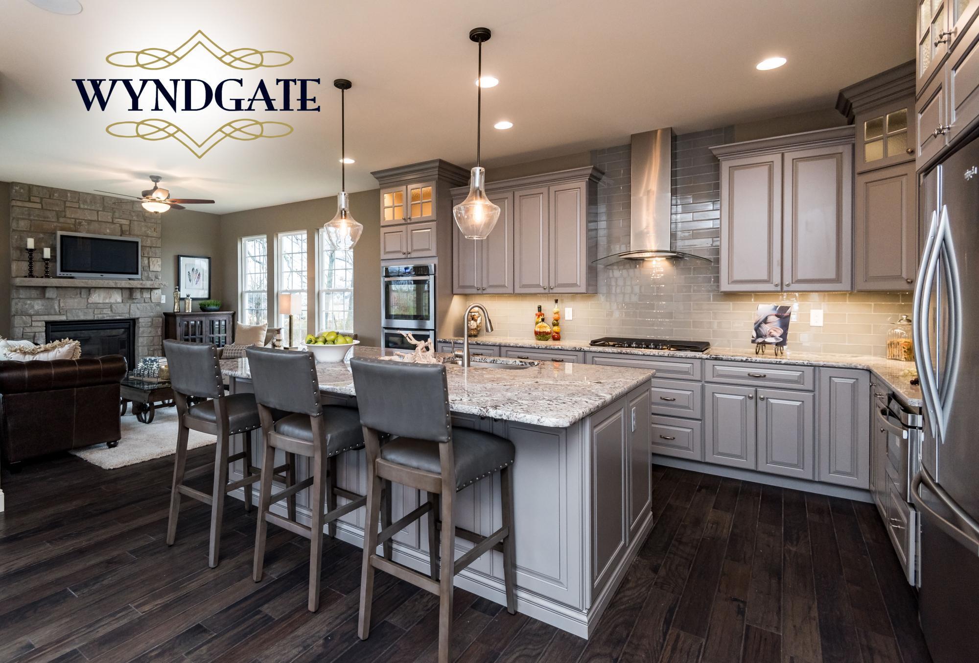 Kitchen-in-Wyndham - Heritage-at-Wyndgate Oaks-Heritage-in-Wentzville
