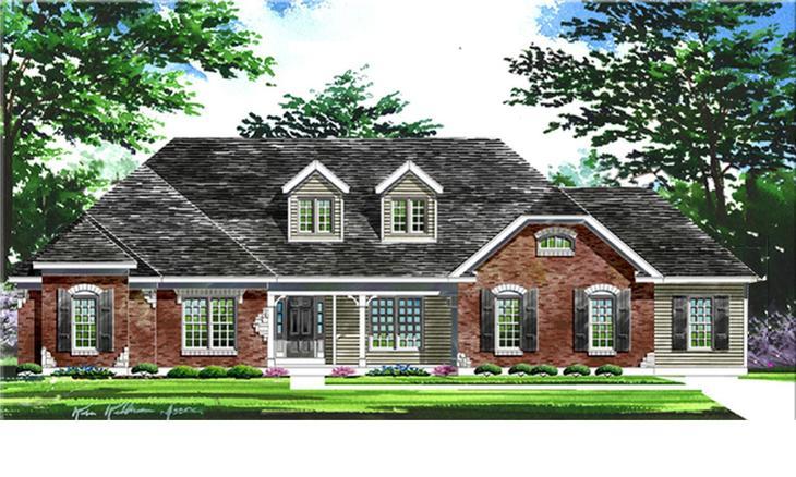 Exterior:Nantucket II | Estate | Elevation II