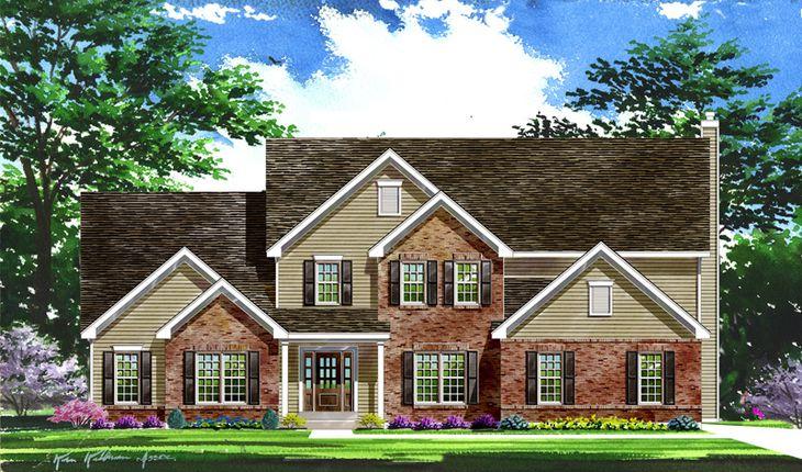 Exterior:Westbrooke | Estate | Elevation II