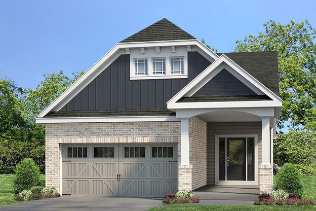 Exterior:Orchard I Ashland I Elevation II