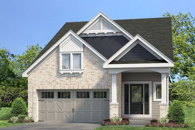 Exterior:Orchard I Fairfax I Elevation III