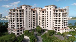 Pallazo Della Luna by Fisher Island Investments in Miami-Dade County Florida
