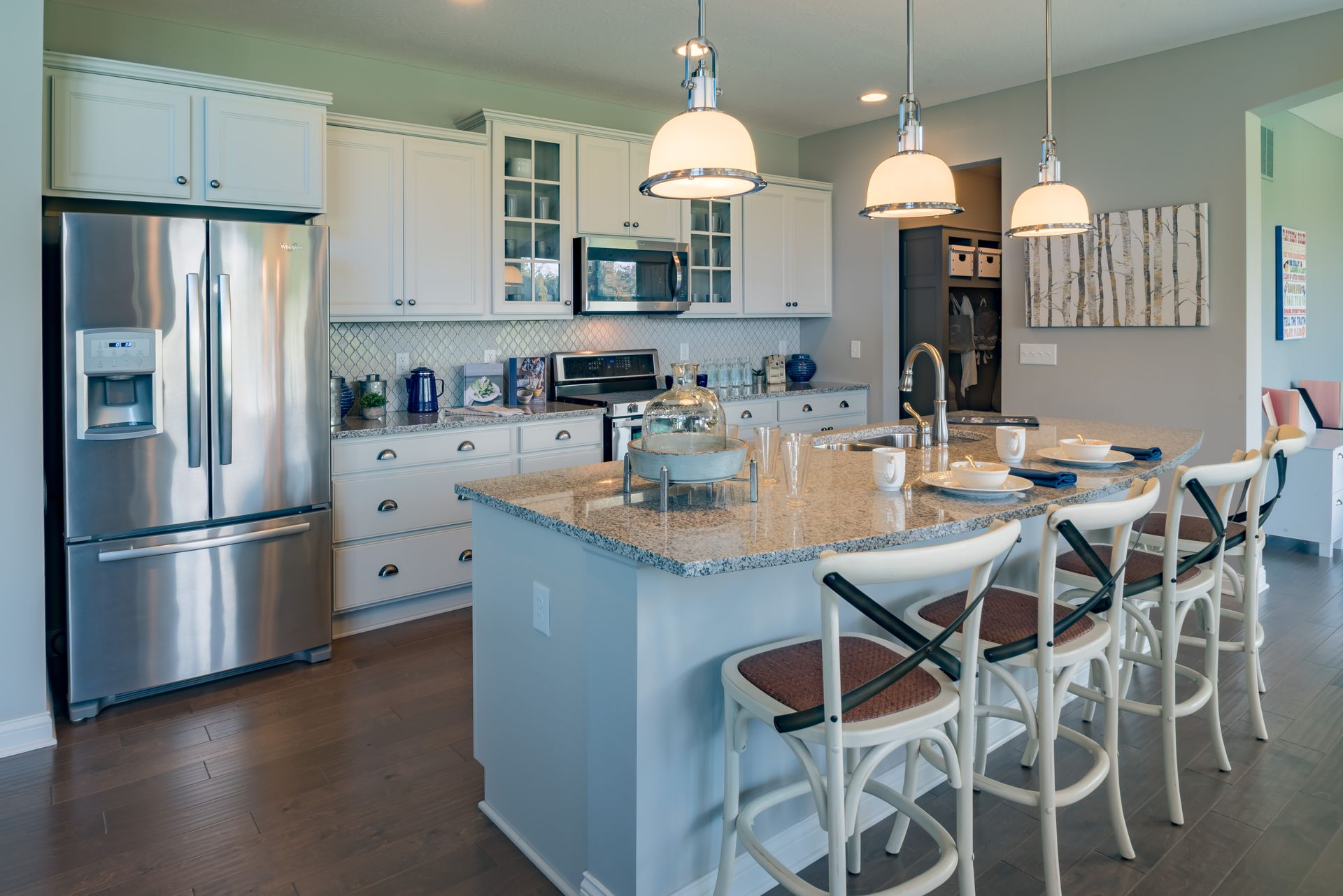 Meadows At Springhurst in Greenfield, IN, New Homes & Floor Plans by ...