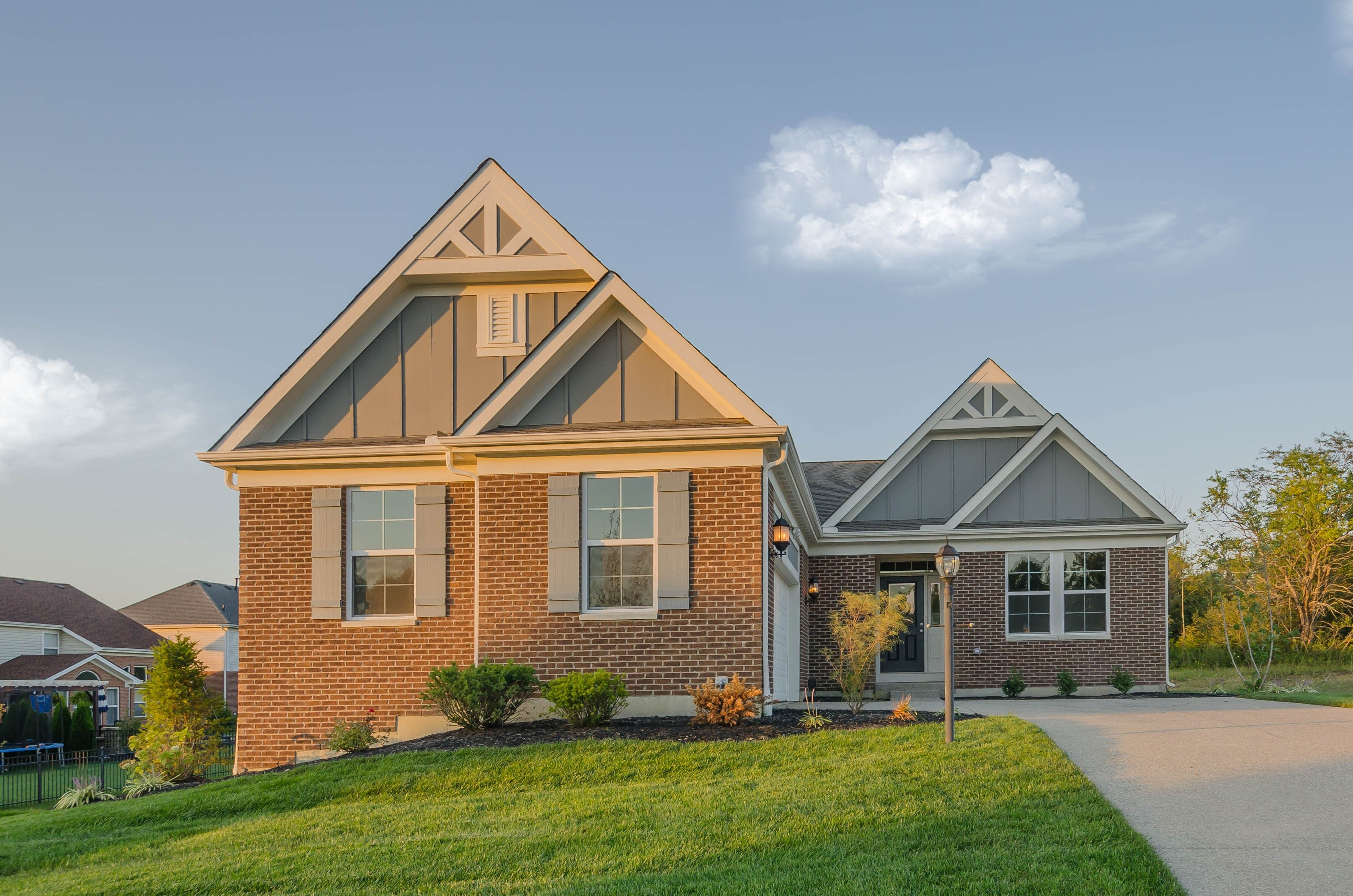 Beau Renaissance   Patio Homes In Franklin, OH, New Homes U0026 Floor Plans By  Fischer Homes