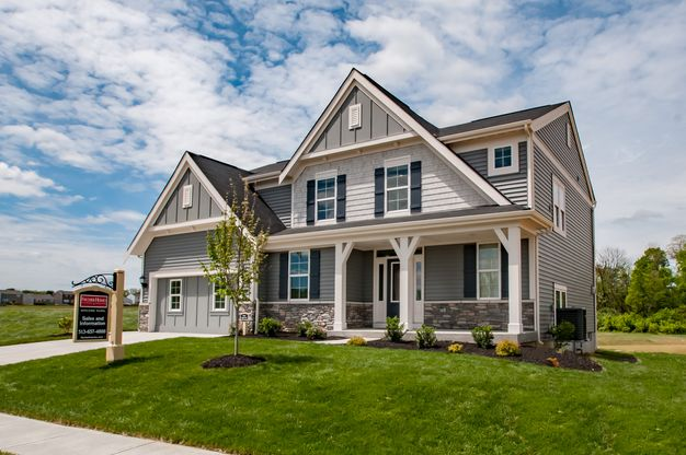 Morrow, OH :: New Homes by Fischer Homes