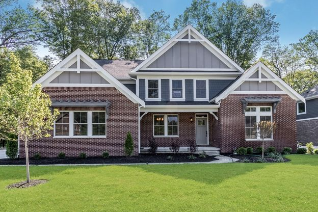 Keller Plan At Farmstead In Grove City Oh By Fischer Homes
