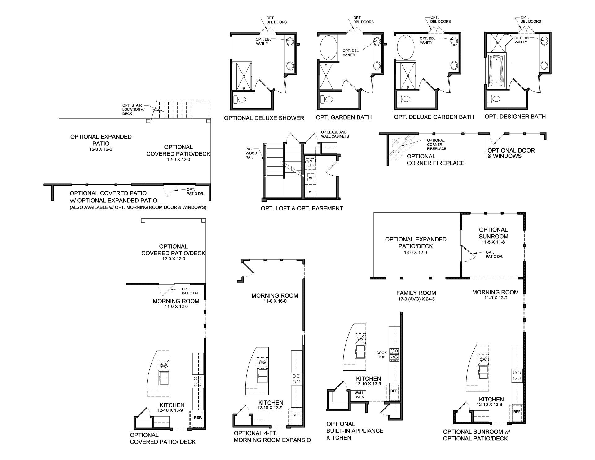 Baybridge Plan At Villas At Cumberland In Pataskala Oh By Fischer Homes