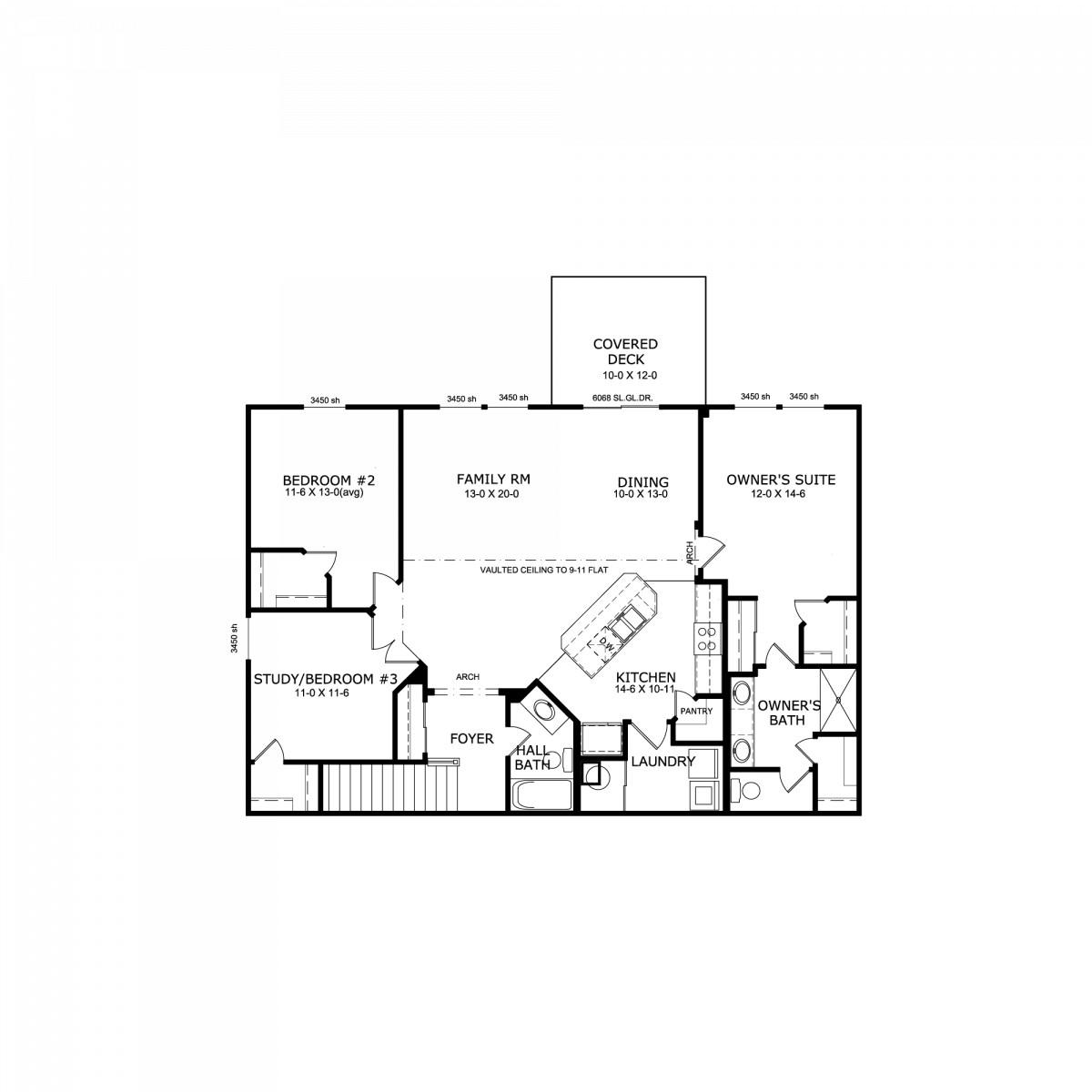 Hayward Plan At Twelve Oaks In Cincinnati Oh By Fischer Homes