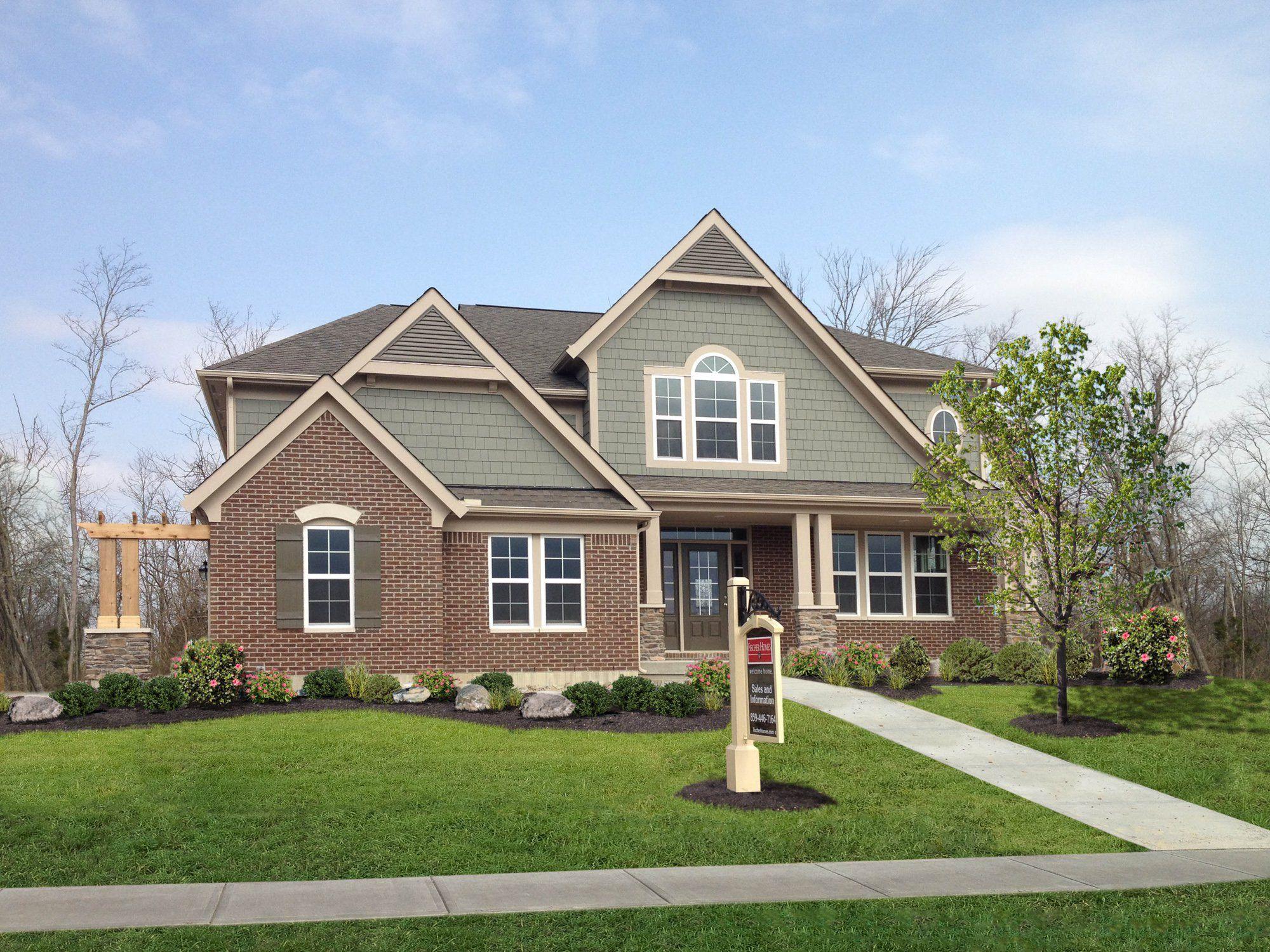 Fischer Homes Clay Floor Plan