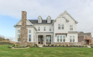 Heritage Preserve by Fischer Homes in Columbus Ohio