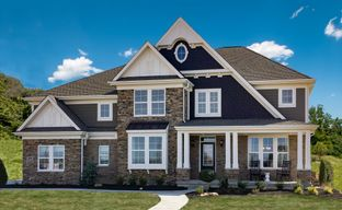 Derby Ridge by Fischer Homes in Indianapolis Indiana