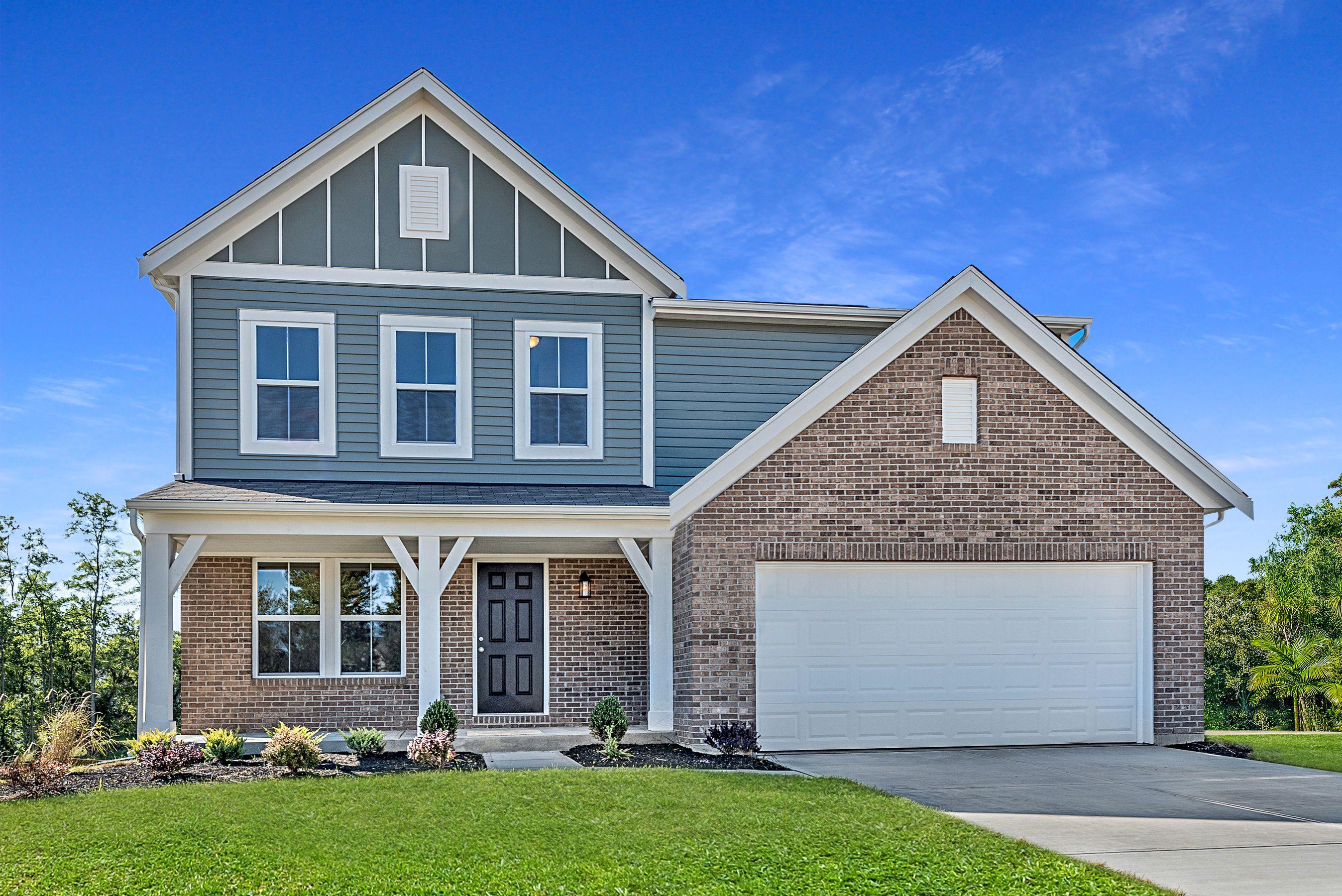 Greenbrook By Fischer Homes In Cincinnati Kentucky